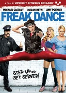 Freak Dance - DVD cover (xs thumbnail)