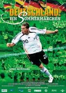Deutschland. Ein Sommermärchen - German poster (xs thumbnail)