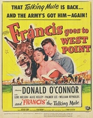 Francis Goes to West Point - Movie Poster (xs thumbnail)