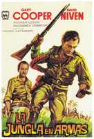 The Real Glory - Spanish Movie Poster (xs thumbnail)