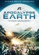 AE: Apocalypse Earth - Finnish DVD cover (xs thumbnail)