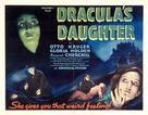 Dracula's Daughter - Movie Poster (xs thumbnail)