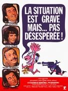 La situation est grave... mais pas désespérée - French Movie Poster (xs thumbnail)