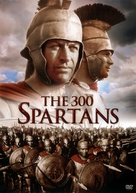 The 300 Spartans - DVD cover (xs thumbnail)