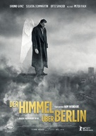 Der Himmel über Berlin - German Movie Poster (xs thumbnail)