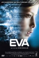 Eva - French DVD cover (xs thumbnail)