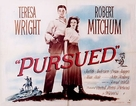 Pursued - Movie Poster (xs thumbnail)