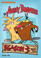 """The Angry Beavers"" - DVD movie cover (xs thumbnail)"