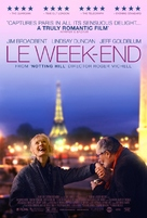 Le Week-End - Movie Poster (xs thumbnail)