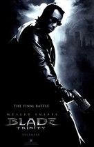 Blade: Trinity - Teaser poster (xs thumbnail)