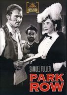 Park Row - DVD cover (xs thumbnail)