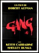 Thieves Like Us - Italian Movie Poster (xs thumbnail)