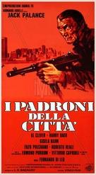 I padroni della città - Italian Movie Poster (xs thumbnail)