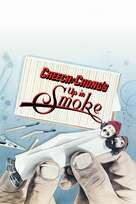 Up in Smoke - DVD movie cover (xs thumbnail)
