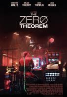 The Zero Theorem - Spanish Movie Poster (xs thumbnail)