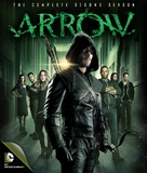 """Arrow"" - Blu-Ray movie cover (xs thumbnail)"