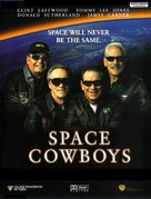Space Cowboys - DVD movie cover (xs thumbnail)