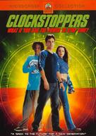 Clockstoppers - DVD cover (xs thumbnail)