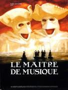 Maître de musique, Le - French Movie Poster (xs thumbnail)