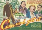 Come and Get It - poster (xs thumbnail)