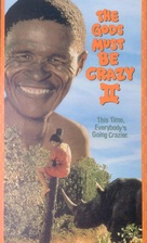 The Gods Must Be Crazy 2 - VHS cover (xs thumbnail)