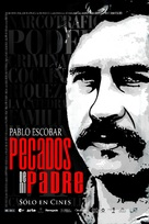 Pecados de mi padre - Colombian Movie Poster (xs thumbnail)
