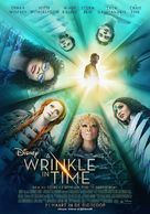 A Wrinkle in Time - Dutch Movie Poster (xs thumbnail)