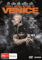 Once Upon a Time in Venice - Australian DVD movie cover (xs thumbnail)