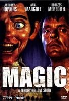 Magic - DVD cover (xs thumbnail)