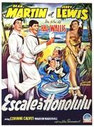 Sailor Beware - Belgian Movie Poster (xs thumbnail)
