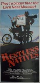 Restless Natives - British Movie Poster (xs thumbnail)