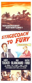 Stagecoach to Fury - Movie Poster (xs thumbnail)