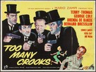 Too Many Crooks - British Movie Poster (xs thumbnail)