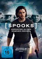 Spooks: The Greater Good - German DVD cover (xs thumbnail)