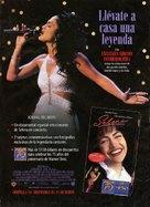 Selena - Spanish Video release movie poster (xs thumbnail)