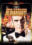 Diamonds Are Forever - Italian Movie Cover (xs thumbnail)