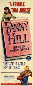 Fanny Hill - Australian Movie Poster (xs thumbnail)