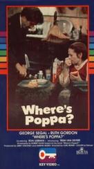 Where's Poppa? - VHS cover (xs thumbnail)
