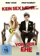 Almost Married - German DVD cover (xs thumbnail)