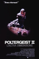 Poltergeist II: The Other Side - Italian Movie Poster (xs thumbnail)