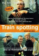 Trainspotting - German Movie Cover (xs thumbnail)