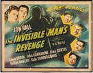 The Invisible Man's Revenge - Movie Poster (xs thumbnail)