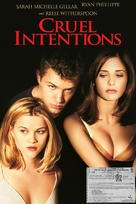 Cruel Intentions - DVD movie cover (xs thumbnail)