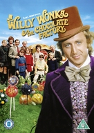 Willy Wonka & the Chocolate Factory - British DVD movie cover (xs thumbnail)