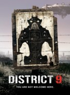 District 9 - Danish Movie Poster (xs thumbnail)