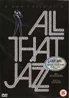 All That Jazz - British Movie Cover (xs thumbnail)