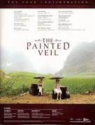The Painted Veil - For your consideration poster (xs thumbnail)