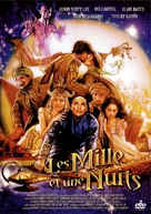 Arabian Nights - French DVD movie cover (xs thumbnail)
