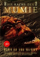 Dawn of the Mummy - German Movie Cover (xs thumbnail)