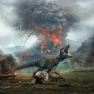 Jurassic World: Fallen Kingdom - Key art (xs thumbnail)